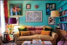 cozy & homey / a space to call your own. / by jolene ballentine