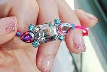jewelry & accessories / sparkly little extras. / by jolene ballentine