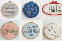 crafty & creative / i never knew i'd (wanna-)be a crafter. / by jolene ballentine