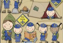 Cub Scouts / by Marilyn Carpenter