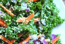 Soups & Salads (Mostly Vegan or Dairy Free) / by Ivette Dianderas-Torres