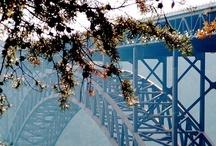 Bridges, all kinds / by Gustavo Dalmasso