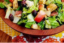 Meals: Salads / by Kimber