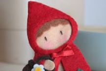 Red Riding Hood / by Colleen Mailly