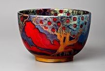 Beautiful Vessels / Things that hold liquids that are gorgeous, and I like them.  / by Irene Wood