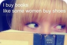 Bookish / by Ginger Ciminello