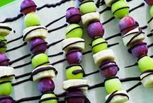 """Desserts: """"Healthier"""" options / by Kimber"""