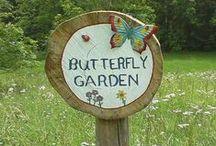 Butterfly Garden / by Hawk Valley Garden Spencer, Iowa