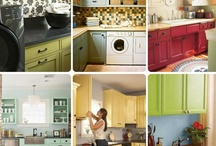 Kitchen Ideas / by Heather Patel