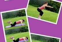 Fit & Fabulous / workouts / by Eli King Fitness