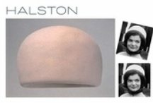 Jackie Kennedy's Pillbox Hats / Jackie put the pillbox on the fashion map. From Halston to Cassini, the hat topped many of her most famous outfits. All rights reserved to appropriate copyright holders. www.pinkpillbox.com / by pinkpillbox.com