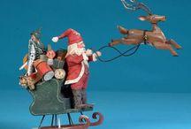 Santa Carving / by StudioWagle