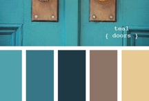 Color Schemes / by Becky Smith