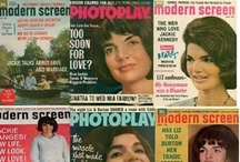 Jackie: America's Cover Girl / Jackie would grace the covers of both respected and trashy gossip mags throughout her life. Here is a sampling. www.pinkpillbox.com / by pinkpillbox.com