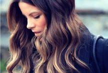 hair / by Rosemary