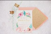 i'll design your wedding invites / by Rosemary