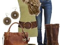 Shoes, Handbags, and other Fun Fashions ~ / by Jan Balzer (Juliano)