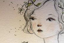 Lovely Art / See above ;) / by Christina Edmondson
