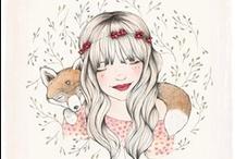 Art & Illustration / by Maria