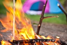Camping/ outdoor activitoes / by Windy Beach Girl