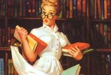 Bookworm / by Ally Bement