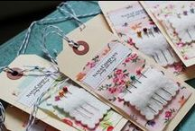 Cards, Tags, & Hangies / by Carol Ryan