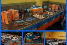 party ideas!! / by Stacey Marlow