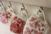 Tea • and • Cups  / by Vivi Rinaldini