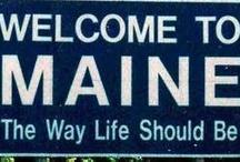 Maine / by Deborah Merrill Williams