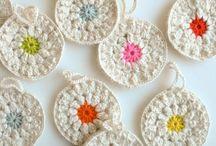 Pretty Crochet / Crochet goodies I would love to make. www.bluebirdsunshine.co.uk / by bluebirdsunshine