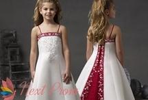 Flower Girl Dresses / flower girl dresses for less,flower girl dresses cheap,ivory flower girl dresses,cheap flower girl dresses / by Vampal Dresses