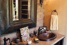 New House- bathroom / by Tonya Patton
