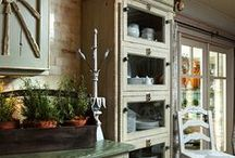New House - kitchen / by Tonya Patton