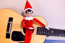 Elf on the Shelf / by Courtney Hall