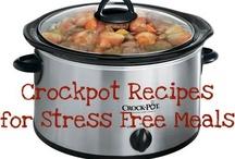 Recipes- Crock Pot / by Courtney Hall