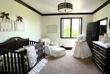 Nursery Ideas for Baby / Great spaces for future baby / by Heather Tunison