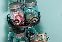 Craft room ideas / by Karen Lutz Gleaves