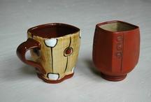 ceramic love affair / use it, love it, live it! / by Terrie MacDonald