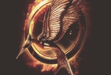 *SPOILERS*  The Hunger Games Trilogy  / by Kimmy Jenkins