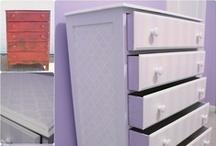 Decorating - Paint & Painted Furniture / by Susan Martorana