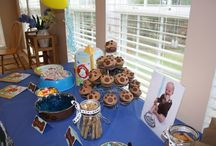1st Birthday Party / by Kay Dahlquist