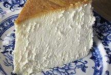 Ch-ch-ch-Cheesecake! / by Pat Dalrymple-Breeding