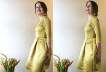Elisalex Dress / All of YOUR Elisalex Dresses! / by By Hand London
