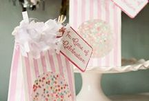 Party Ideas / by Cindy Zuch