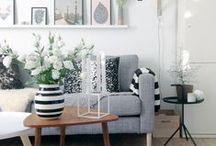 Apartment Inspiration / by Lorena Molina