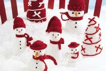 Christmas Crafts / A board for all Christmas crafts! It's the most wonderful time of the year!  / by Leisure Arts