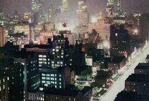 concrete jungle [ny] / New York is my dream / by Emma Hofer