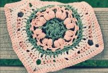 Granny Square Appreciation / Granny Squares are easy (usually) to crochet! These colorful little squares can be used to make afghans. bags, scarves, pillow covers, and many more things! This board for all things granny squares!  / by Leisure Arts