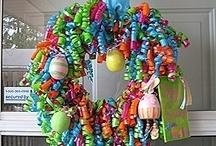 wreath  / by Diane Thielmann