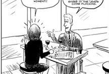 Marketing Cartoons / by HubSpot